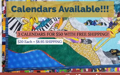 2020 Jazz Calendars Available Again!